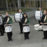The Rex Putnam KINGSMEN THUNDER Drum Line Program